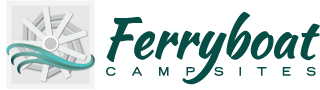 Ferryboat Campsites Logo