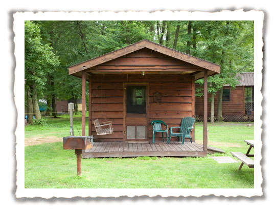 Ferryboat Campsites Our Cabins